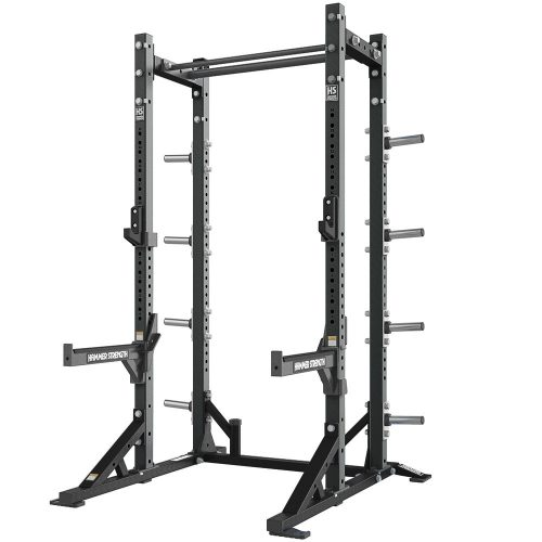 Hammer Strength HD Athletic Half Rack - PERFECT GYM SOLUTIONS