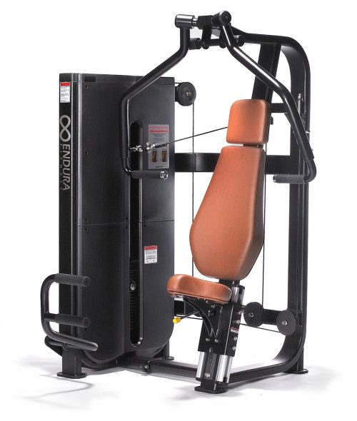 Endura Fitness PRO SELECT Seated Chest Press