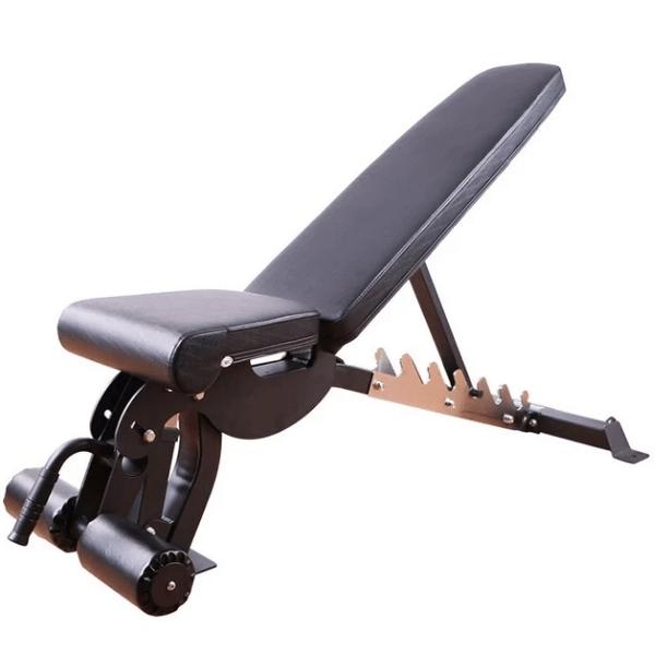 Commercial FID Adjustable Bench