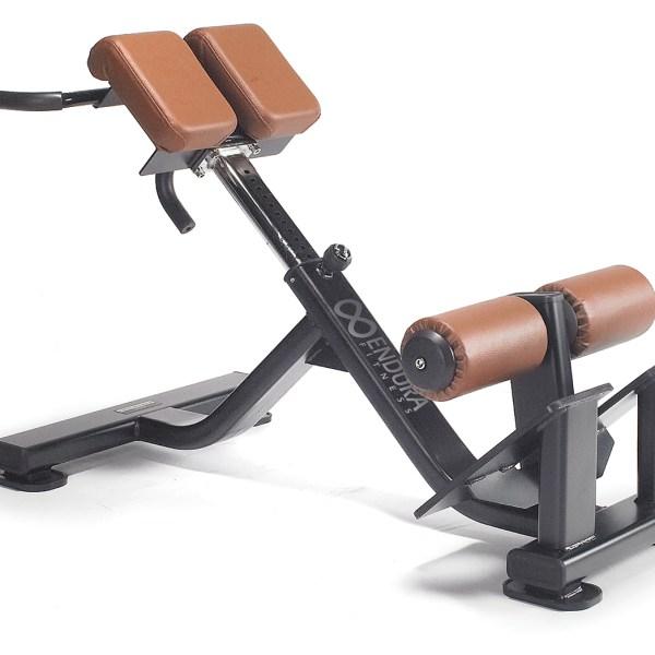 Endura Fitness PRO TRAIN Back Extension Bench