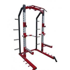 Forge Fitness Elite Half Rack