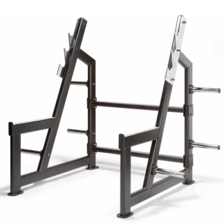 Endura Fitness PRO TRAIN Olympic Squat Rack
