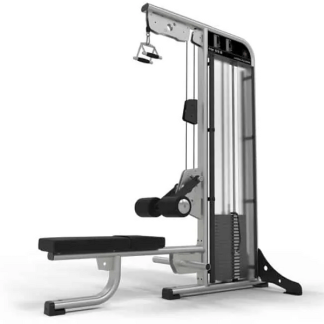 Exigo UK Lateral Pulldown / Low Row Machine