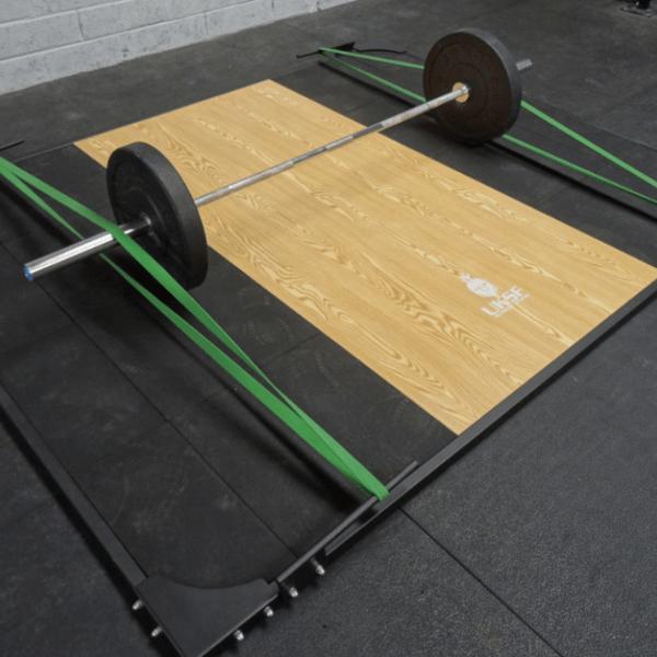UKSF Olympic Weightlifting Platform