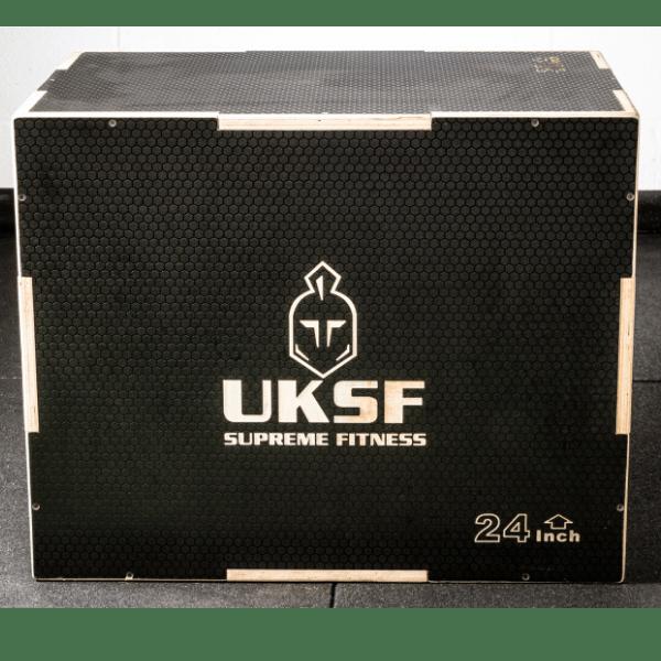 UKSF 3:1 Wooden Plyo Box