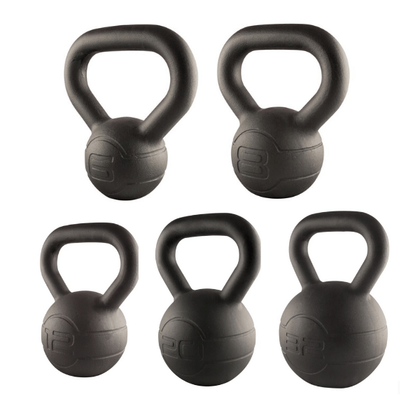 Jordan Fitness Cast Iron Kettlebells