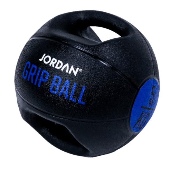 Jordan Fitness Dual Grip Medicine Balls 5kg