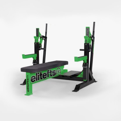 ELITEFTS™ Signature Elite Competition Olympic Bench Evergreen