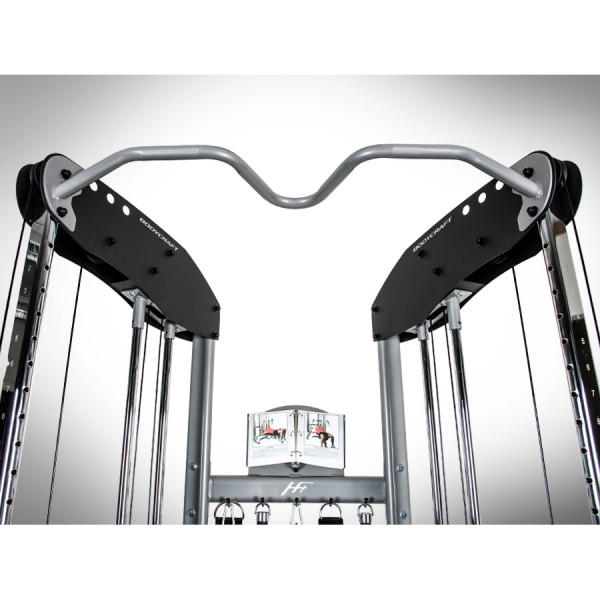 Bodycraft HFT Functional Trainer Cable Motion Gym2