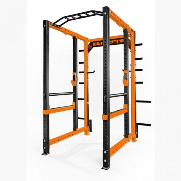 ELITEFTS™ 3x3 Collegiate Power Rack Orange