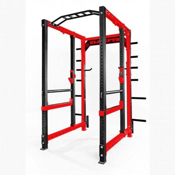 ELITEFTS™ 3x3 Collegiate Power Rack Red