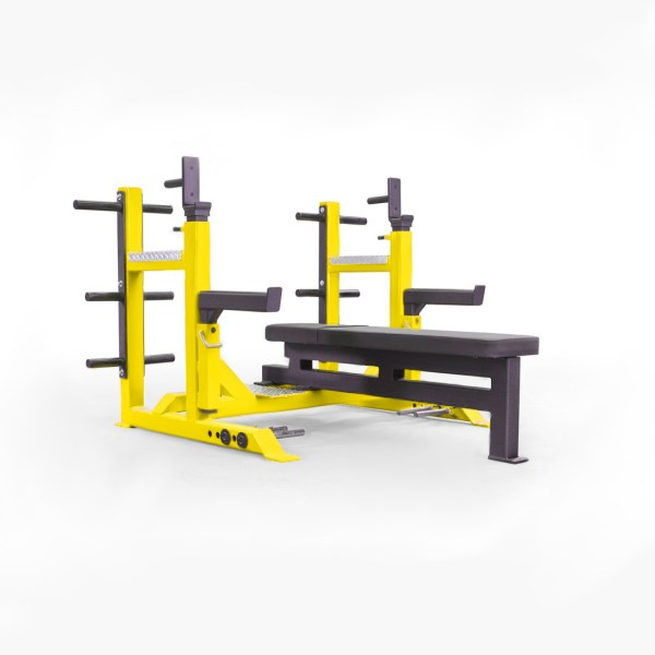 ELITEFTS™ Signature Competition Bench Yellow
