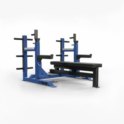 ELITEFTS™ Signature Competition Bench Royal Blue
