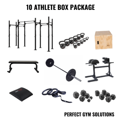 10 Athlete Box Package