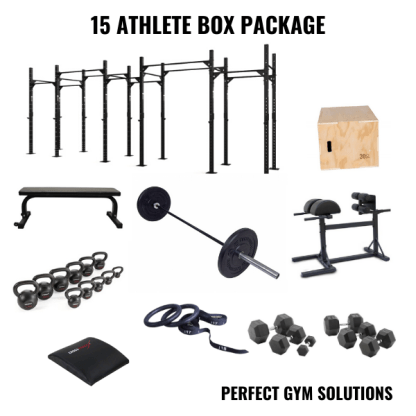 15 Athlete Box Package