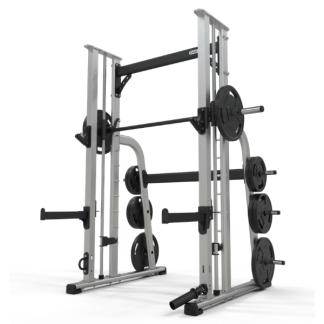 Exigo UK Half Rack _ Smith Machine Combo