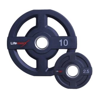 Lifemaxx PU Premium Olympic Disc 50mm