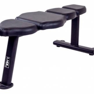 Lifemaxx Flat bench (Black)