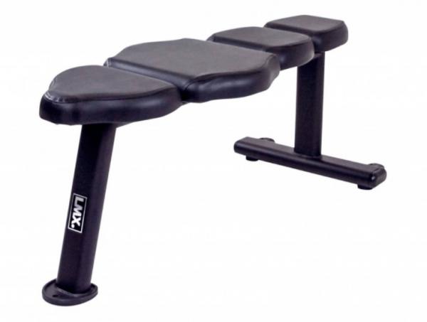 Lifemaxx Flat bench (Black)