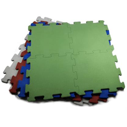 Pavi Hi Impact Coloured Gym Flooring 15 - 30mm Thick
