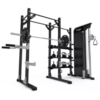 Exigo UK Half Rack STR Package