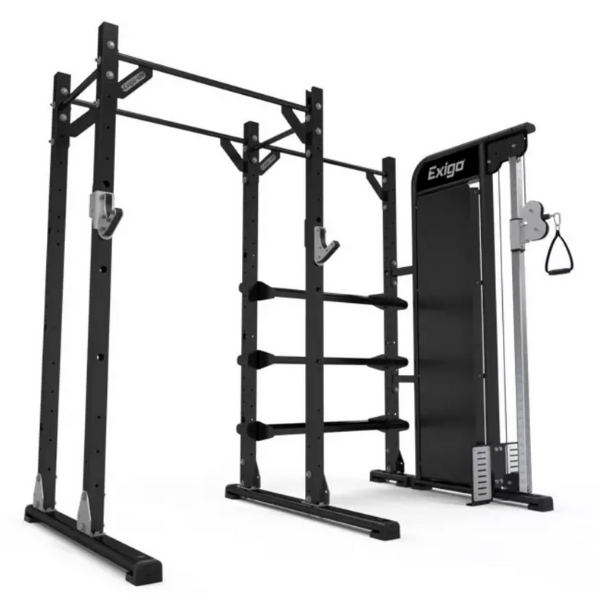 Exigo UK Half Rack STR Package1