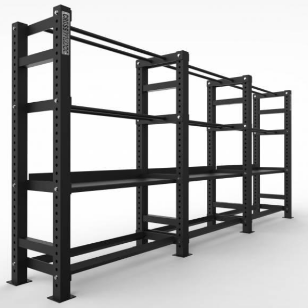 Build your own Crossmaxx Mass Storage Rack