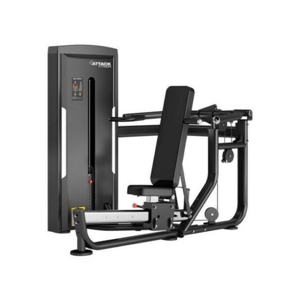 Attack Fitness Selectorised Dual Multi-Press
