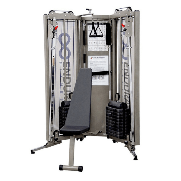 Endura Fitness Box Gym