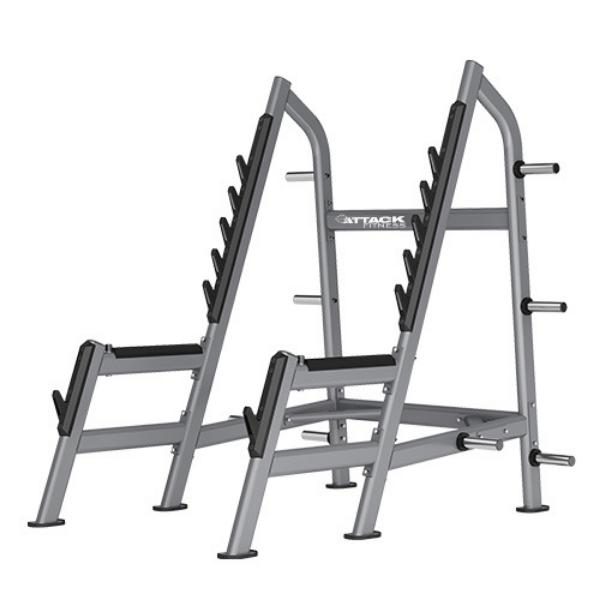 Attack Strength Squat Rack
