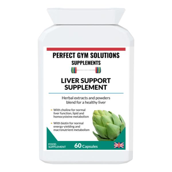 Liver Support Supplement