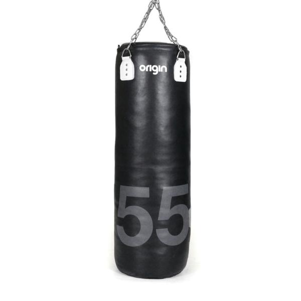 Origin 4ft Leather Punch Bag (55kg)