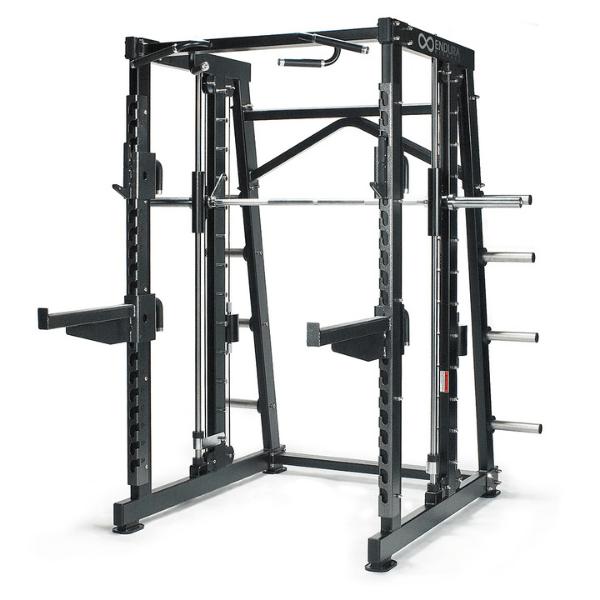 Endura Fitness® X Multi Half Rack