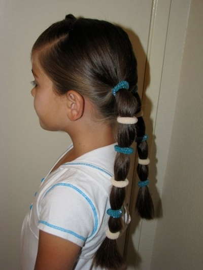 Cute Kid Hairstyle