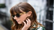 4 Fashionable Hairstyles for the Wood Sunglasses
