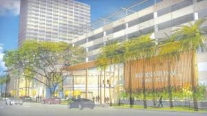 Saks Fifth Avenue Opening first retail store in Waikiki International Marketplace. Courtesy of Taubman Center, Inc.