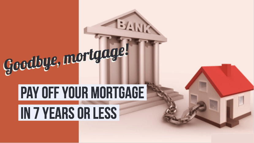 Pay Off Mortgage in 7 Years or Less