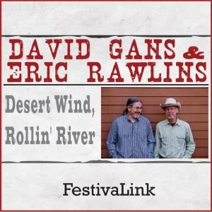 Cover art Desert Wind Rollin' River
