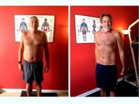 personal trainer in las vegas before afer kirk martin las vegas meal plan program