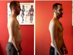 Las Vegas Personal Trainer | Personal Trainer Summerlin| Alex before after side