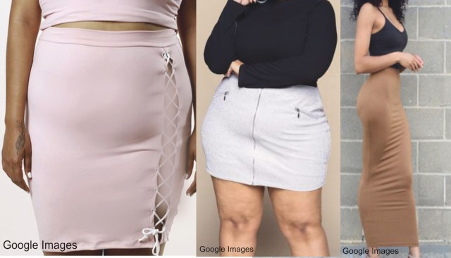 49df3292b2b6 You see pencil skirts a lot these days – short, long, mini and midi. I have  seen plenty worn totally wrong; oftentimes too tight and improperly fitted.