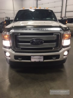 Ford F-350 Lighting
