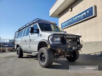 2000 Ford E350