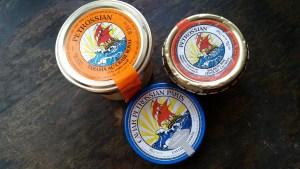 Petrossian delicacies