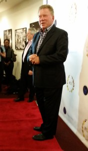 "William Shatner presented his film ""Chaos on the Bridge"" at NYCIFF."