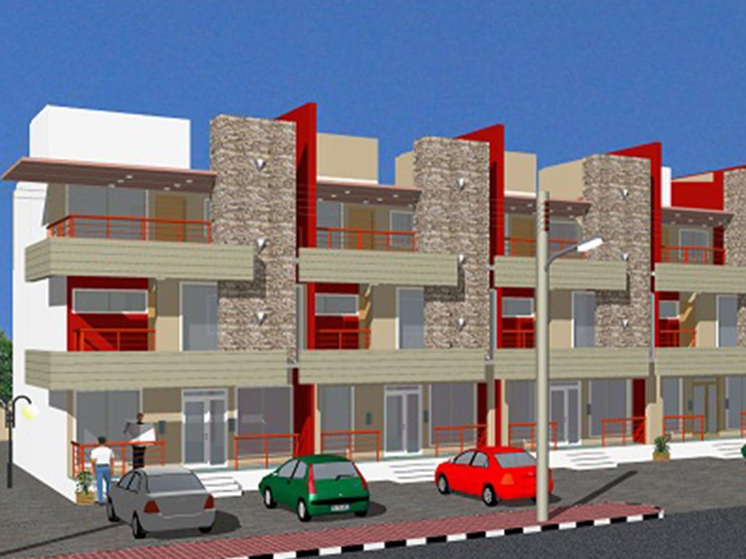 Housing 3bedroomterrace duplex 1