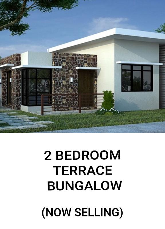 Home 2Bedroom Terrace Bungalow