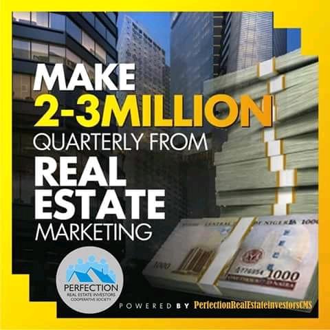 MAKE 2-3 MILLION ON REAL ESTATE MARKETING – ASK ME HOW!