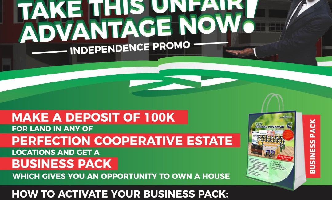 independence day  Perfection Real Estate Launches Nigeria Independence Day Promo 2019 In Grand Style WhatsApp Image 2019 08 21 at 2
