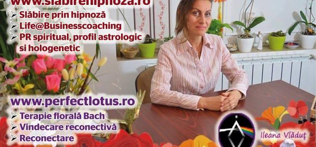 Incredibila poveste a strănepoatei lui Brâncuși, Ileana Vlăduț. Terapii energetice!